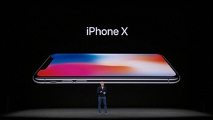 iPhone X introduced in Apple conference 2017 - photo - February 2018